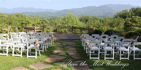 mountain wedding venues above the mist mountain view weddings get prices for wedding venues