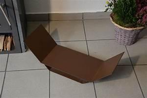 Holzlagerung Im Haus : kaminholzregal innen wanne aus metall ~ Markanthonyermac.com Haus und Dekorationen