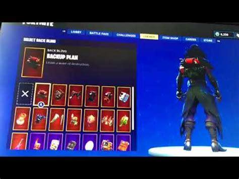 fortnite account  sale  skins