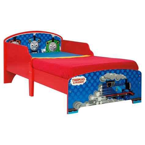 The Tank Engine Toddler Bed by Myshop