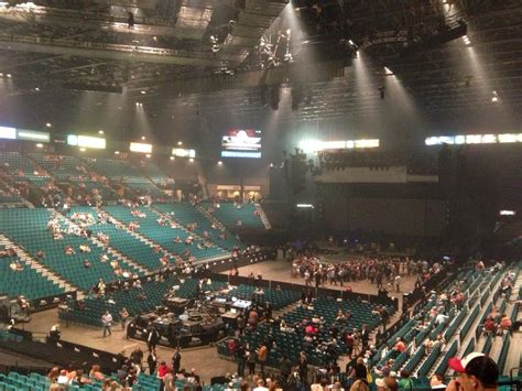 mgm garden arena mgm grand garden arena section 104 rateyourseats