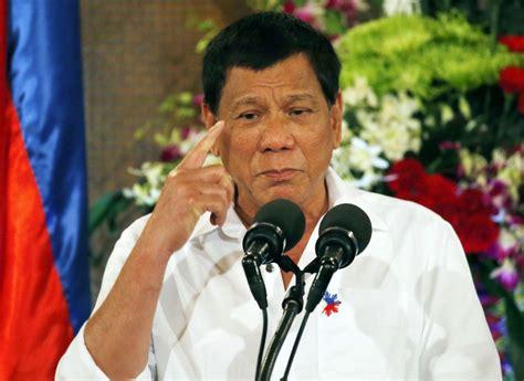 Mayor rodrigo duterte also considers several political families in cebu as his relatives, among. Philippine President Rodrigo Duterte wins vote to extend martial law | The Star