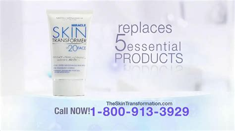 miracle skin transformer tv commercial featuring angie