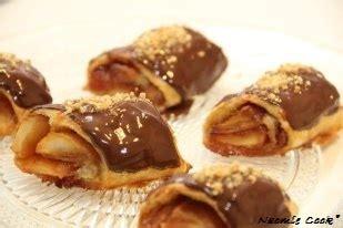 un dessert qui change feuillet 233 chocolat aux pommes