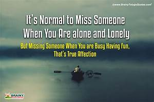 Self Happiness Quotes in English-Missing Someone, and ...