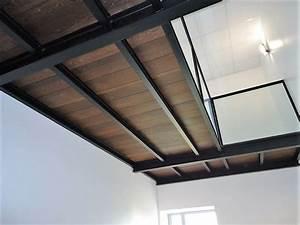 Mezzanine Metallique En Kit : structures m talliques m tallerie martin ~ Premium-room.com Idées de Décoration