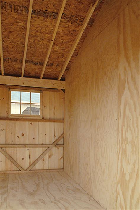 maryland amish horse barns shed row barns run  sheds