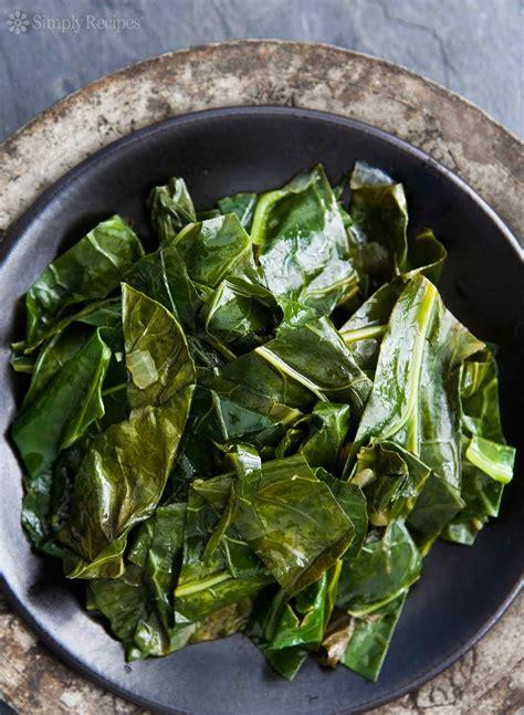 how to cook greens collard greens recipe simplyrecipes com