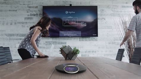Highfive In-room Video Conferencing With Dolby Voice