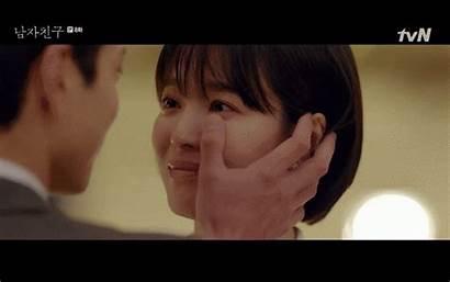 Kiss Bo Song Gum Hye Park Shoot