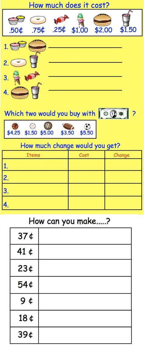 interactive smartboard money activities for gr 2 3 us