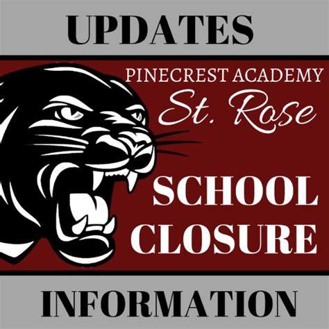revised agenda pinecrest st rose board meeting news
