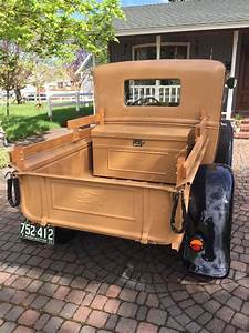 1931 Model A Ford Pickup   Budd Cab