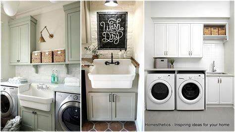 inspiring kitchen ideas 2017 41 beautifully inspiring laundry room cabinets ideas to