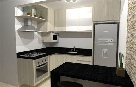 Cozinhas Pequenas Em L