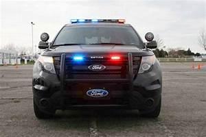 Ford Explorer Police Light Package