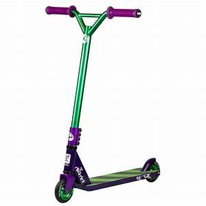 District V2 Pro Custom Chobbler Scooter - Custom Freestyle ...