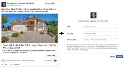 Facebook Lead Ads Guide For Real Estate Professionals