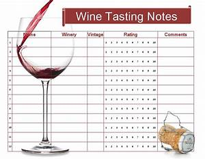 free wine tasting sheet printable cocktail hour pinterest With wine tasting sheet template