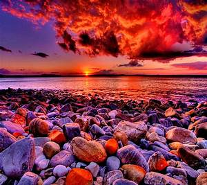Beautiful, Sunset, Wallpaper, By, Savanna, -, Ec
