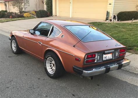 1976 Datsun 280z by No Reserve 1976 Datsun 280z For Sale On Bat Auctions