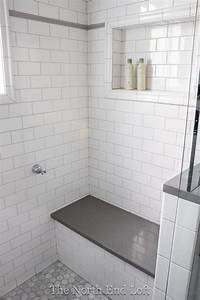 best 25 subway tile showers ideas on pinterest grey With popular materials of white tile bathroom