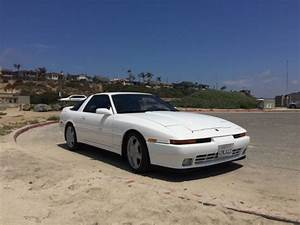 1989 Toyota Supra Turbo 5 Speed Manual For Sale