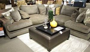 Deep sectional sofas living room furniture loccie better for Deep red sectional sofa