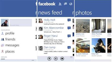 facebook aggiornamento nokia lumia  lumia  lumia  lumia