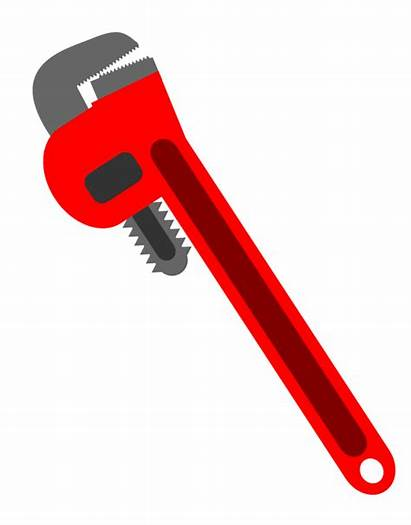 Tools Wrench Clipart Tool Clip Monkey Pipe