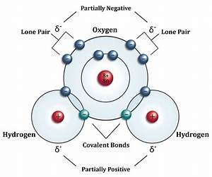 molecule of water diagram - 28 images - introduction to ...