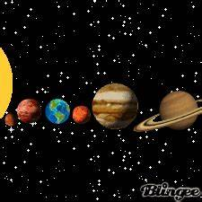 solar system Picture #127916086 | Blingee.com