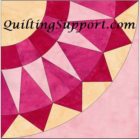 beauty foundation quilting patterns