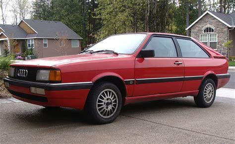 Audi Coupe Gt 1985 Gt Illinois Liver