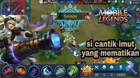 Layla Build Item Sampe Dapet Savage(penta Kill)