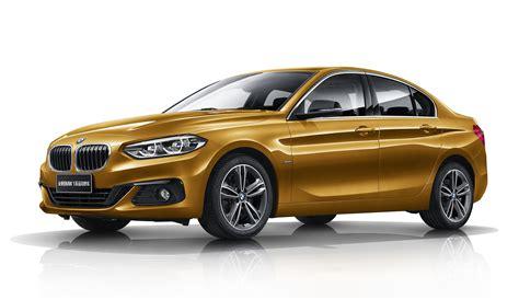 bmw  series sedan launched  china   china