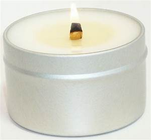 96 ultra scented travel candles no labels With cheap candle labels