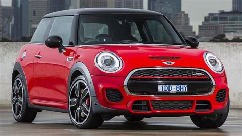 Mini Cooper Car : 2016 Mini John Cooper Works Hatch Review