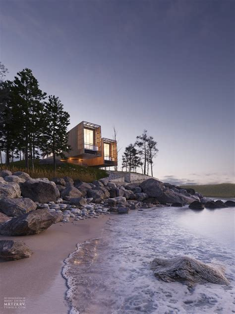 A Set Of Extraordinary Exteriors by A Set Of Extraordinary Exteriors An Eclectic Site For
