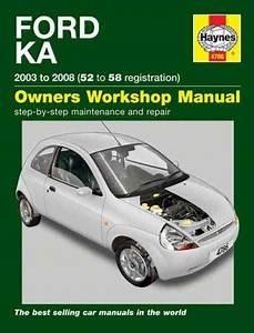Ford Ka Petrol 2003 2008 Haynes Service Repair Manual