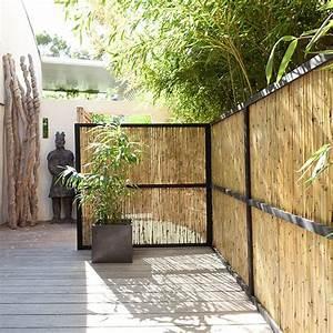 Palissade Anti Bruit : les 25 meilleures id es de la cat gorie canisse bambou sur ~ Premium-room.com Idées de Décoration