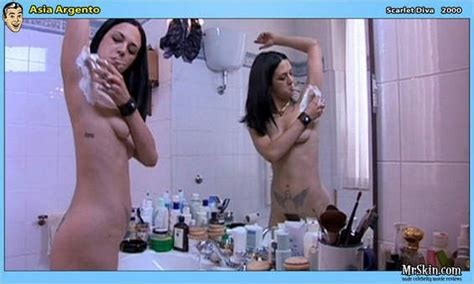 Mr Skins 31 Sexiest Naked Scream Queens Asia Argento