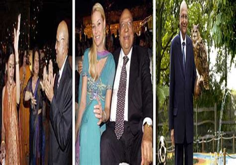 Know Lord Swraj Paul, Second Richest Person In British