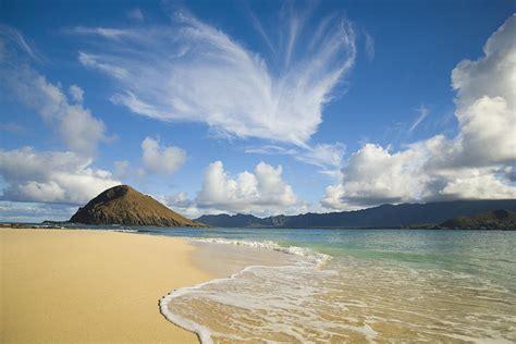 Mokulua Island Beach Photograph By Dana Edmunds