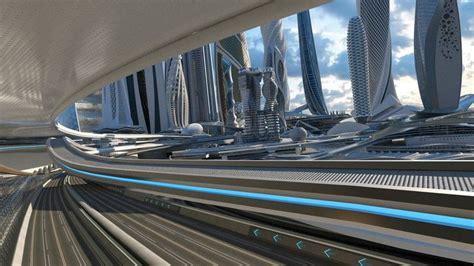 ArtStation - Futuristic city for Turbosquid.com, Dowjen in 2021 | Futuristic city, Futuristic ...