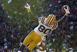 LSU WR Jarvis Landry: The Gap Between Mundane and ...