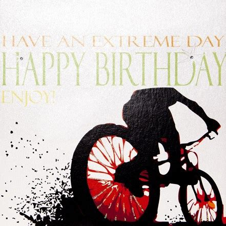 Birthday Mountain Bike N Cards Birthday Mountain