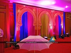 Mehandi Stage decoration done at Hotel Shenbaga Convention