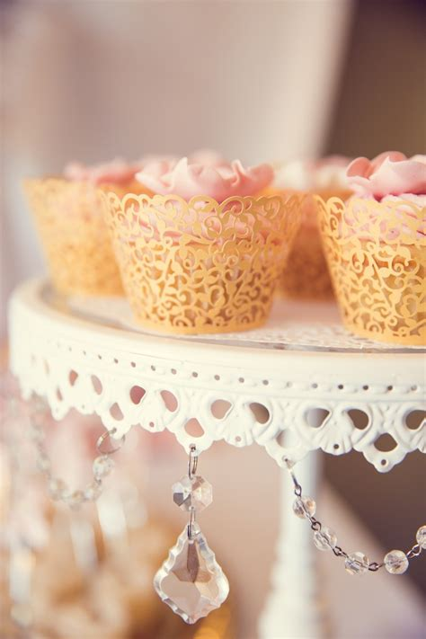 pink dessert table baby shower pink and gold baby shower dessert table cake food 5