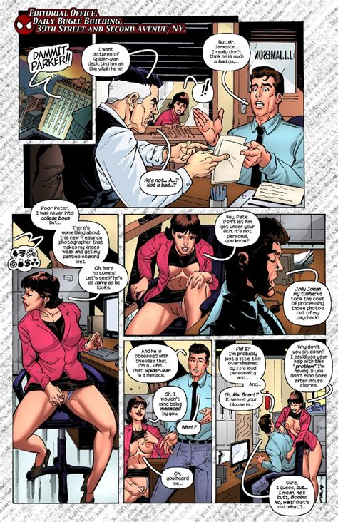 daily bulge tracy scops spider man porn comics 8 muses